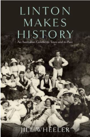 Linton Makes History, a book by Jill Wheeler