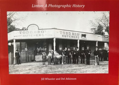 Linton a Photographic History, book by Jill Wheeler and Del Atkinson